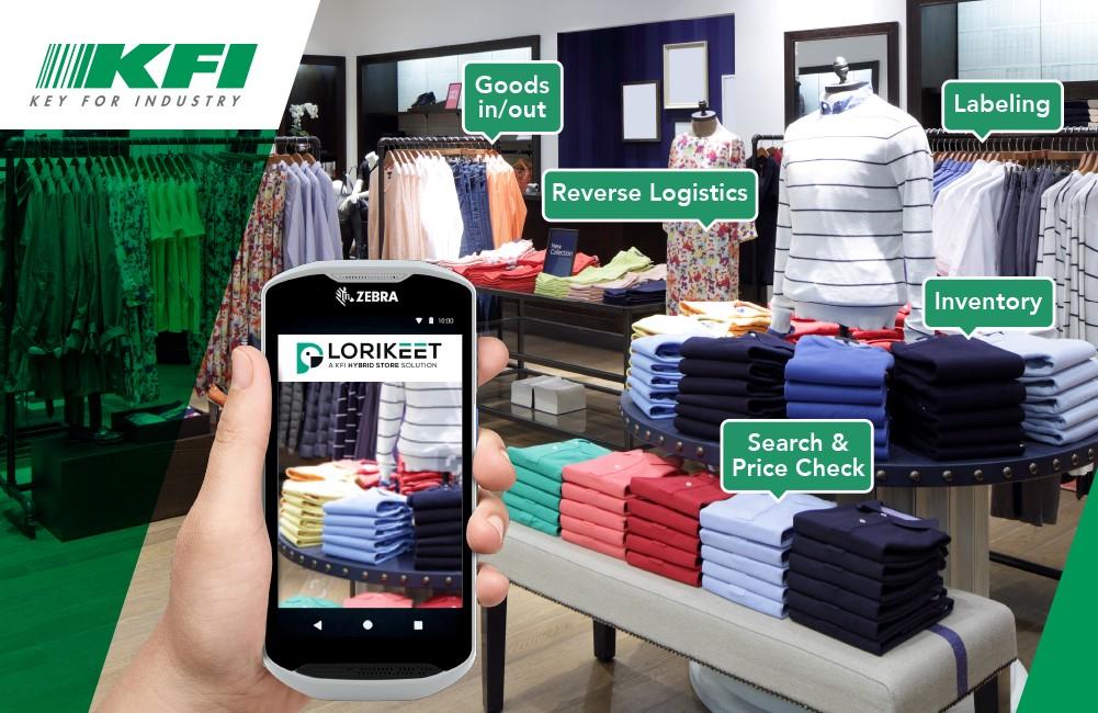 Lorikeet, la piattaforma software per la gestione del punto vendita