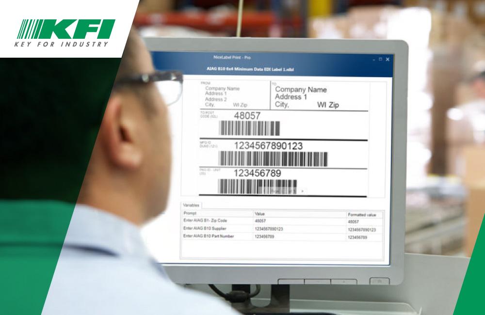NiceLabel: integrare il Label Management System con SAP per ottenere il massimo dal processo di etichettatura