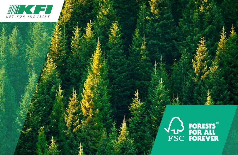 KFI e le etichette certificate FSC